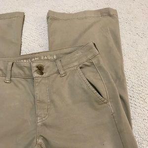 American Eagle Outfitters Pants - American Eagle Khakis